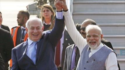 'Huellas israelíes están en el conflicto La India-Paquistán'