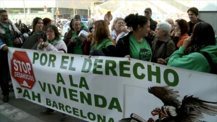 Piden decreto ley que pinche burbuja inmobiliaria en Cataluña