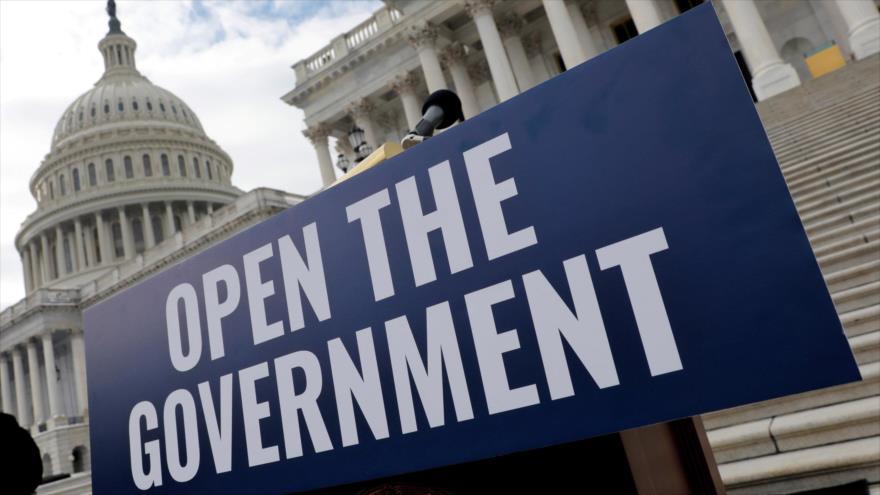 El cierre de la Administración estadounidense, presidida por Donald Trump, que duró 35 días afectó a la economía de EE.UU.