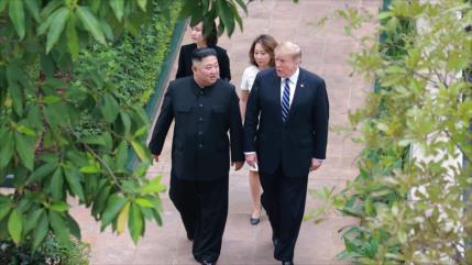 """""""Trump ofreció a Kim 'apostar todo' por desarme y este rechazó"""""""