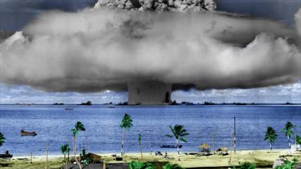 Revelan efectos de pruebas nucleares de EEUU en Islas Marshall
