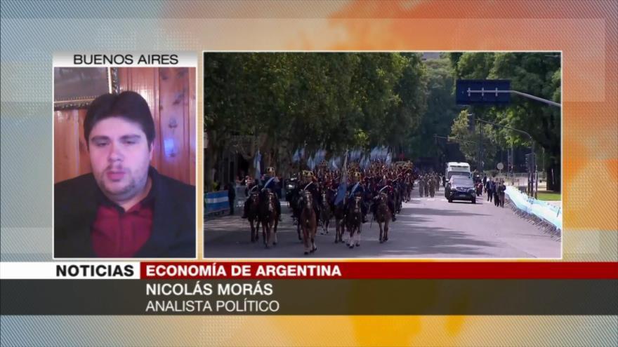 Moras: Macri se burla de los argentinos justificando su gestión | HISPANTV