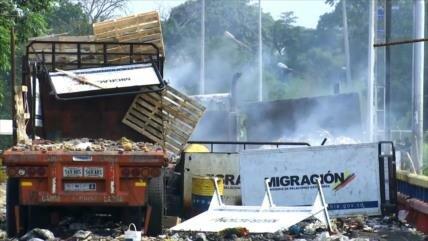 Cúcuta, principal damnificada por ataque golpista a Venezuela