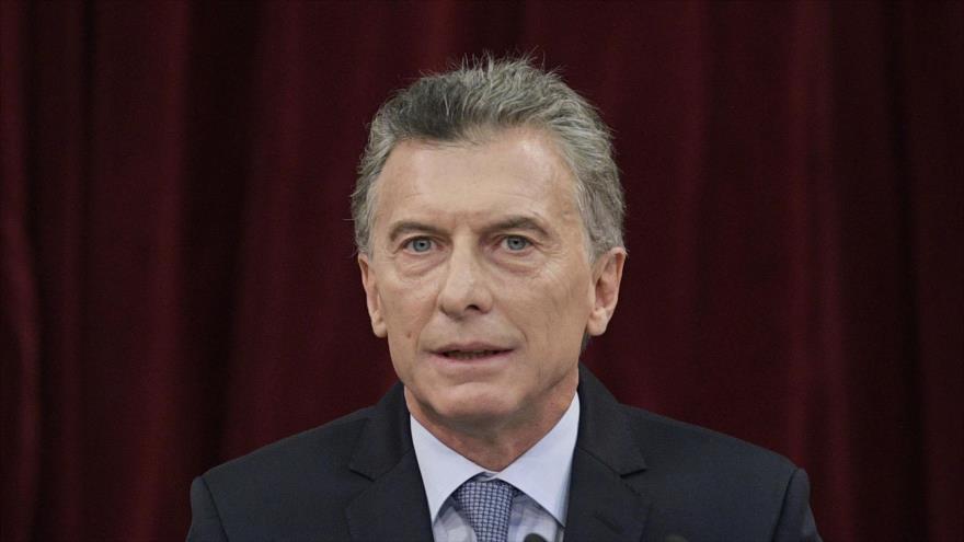 Macri admite que la pobreza en Argentina ha subido bajo su mandato