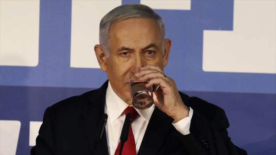 Sondeo: israelíes creen que Netanyahu debe dimitir si es acusado   HISPANTV