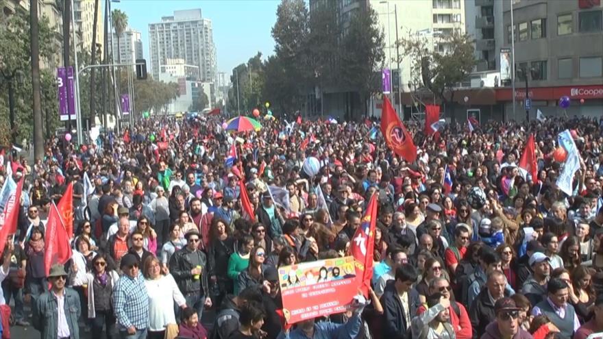 Preocupación en Chile por proyecto de reforma laboral del Gobierno