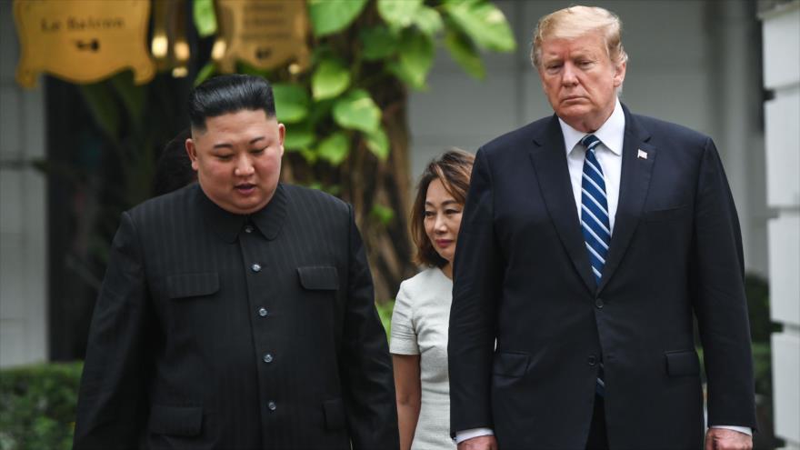 Cumbre Trump-Kim quedó sin acuerdo por el tema de las sanciones | HISPANTV
