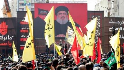 """Irán critica al Reino Unido por declarar """"terrorista"""" a Hezbolá"""