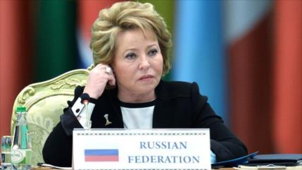 Rusia: Haremos lo posible para impedir ataque de EEUU a Venezuela