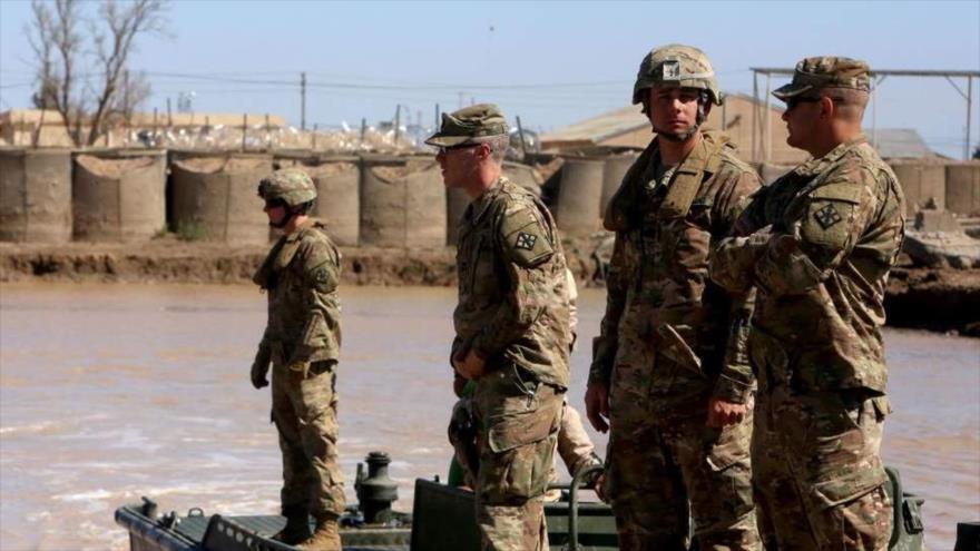 'EEUU entrena a 1000 miembros de Daesh en Al-Anbar de Irak' | HISPANTV