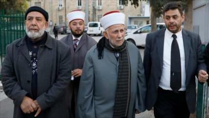 Israel prohíbe entrada de clérigos musulmanes a Al-Aqsa