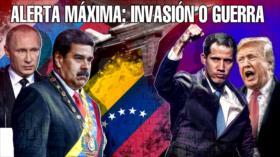 Detrás de la Razón: Alarma de guerra; Rusia vs EEUU, Trump amenaza a Venezuela y México por López Obrador