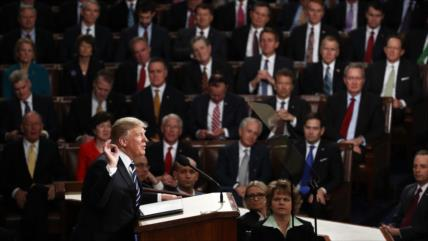 Senado de EEUU puede rechazar la emergencia nacional de Trump