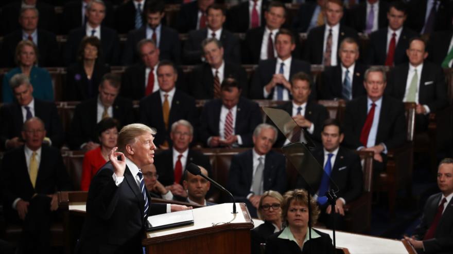 Senado de EEUU puede rechazar la emergencia nacional de Trump | HISPANTV