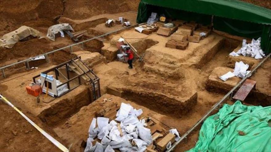 Arqueólogos descubren elixir de inmortalidad en China   HISPANTV