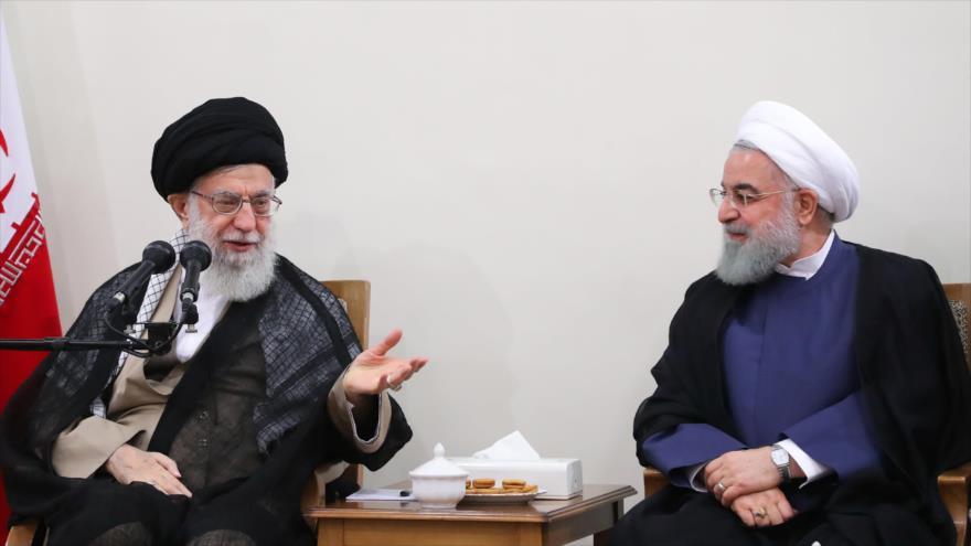 Líder iraní al Gobierno: No desperdicien el tiempo con Europa | HISPANTV