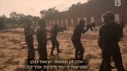 'Israel entrena a militares de una decena de países africanos'