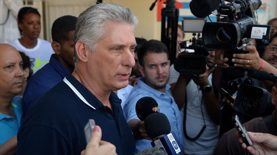 Cuba exige cese de 'perversa agresión' de EEUU contra Venezuela | HISPANTV