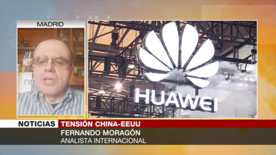 'Caso Huawei muestra ira de EEUU por perder liderazgo tecnológico' | HISPANTV