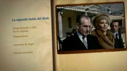 Retos y logros de una Revolución: la segunda huida del Shah