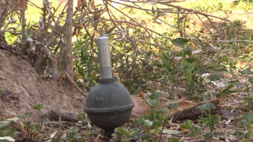 Las minas: nuevo desafío para el Gobierno sirio | HISPANTV