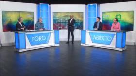 Foro Abierto; Venezuela: rechazan medidas coercitivas de Estados Unidos