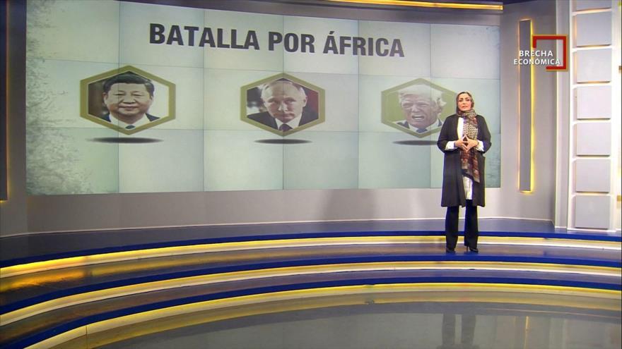Brecha Económica: Batalla por África