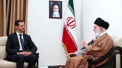 """""""Viaje de Al-Asad a Teherán mostró gran papel regional de Irán"""""""