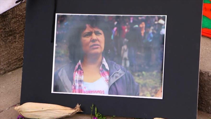 Se cumplen tres años del asesinato de Berta Cáceres en Honduras