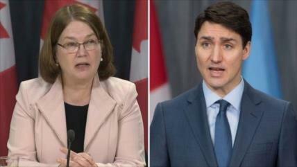 Renuncia otra ministra canadiense y se complica la crisis política