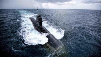 Submarino indio trató de invadir aguas territoriales de Paquistán