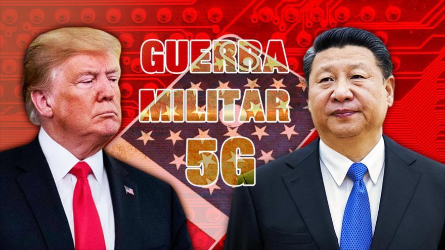 Detrás de la Razón: Peligro; ¿China vencerá a Rusia y EEUU juntos en la guerra por 5G?