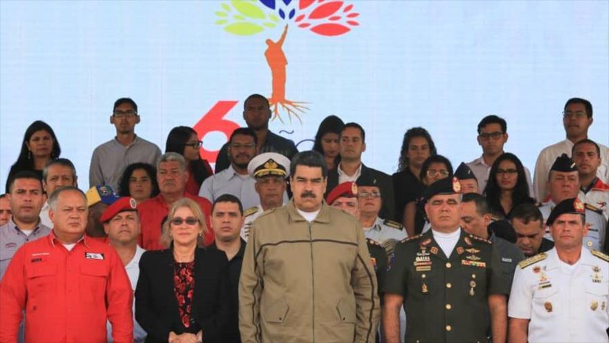 Maduro llama a combatir la mayor agresión imperialista | HISPANTV