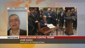 Crisis política profunda en EEUU por investigaciones a Trump