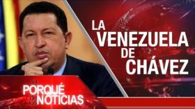 El Porqué de las Noticias: Homenaje a Chávez. Tensión en explanada mezquita Al-Aqsa. Carta de Macron a Europa