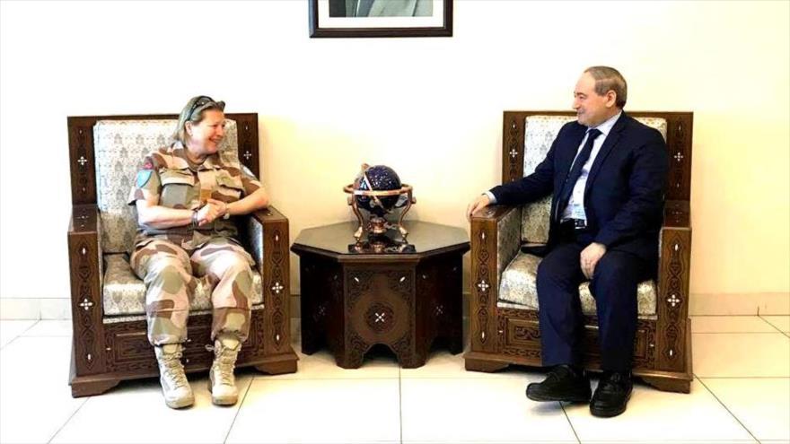"""Siria no dudará en defender a Golán frente a ocupante israelí"" | HISPANTV"