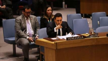 'EEUU utiliza noticias falsas para los ataques contra Venezuela'