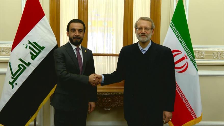 Irak agradece a Irán su ayuda en la lucha antiterrorista