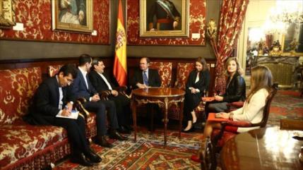 Presidente del Senado español critica sanciones de EEUU a Irán