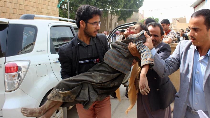 'Bombas de EEUU y el Reino Unido causaron 1000 víctimas en Yemen' | HISPANTV