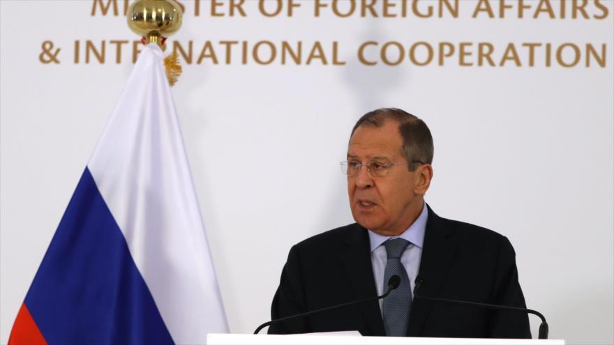 Rusia tilda de 'arrogante' postura de EEUU respecto a Venezuela | HISPANTV