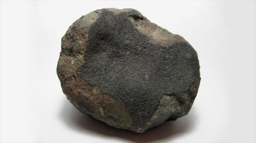 Fragmento del meteorito Allende.