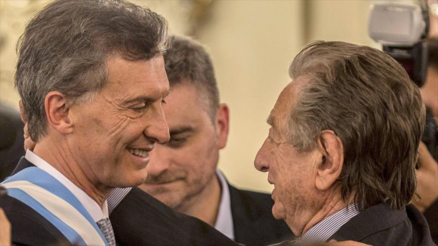 Denuncian a Macri por corrupción en la sucesión de su padre