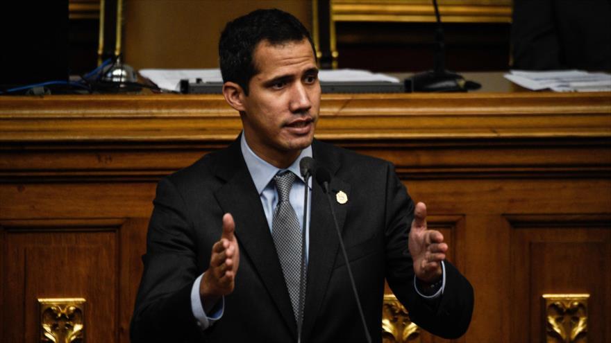 Guaidó insta a Europa a endurecer sanciones contra Venezuela | HISPANTV