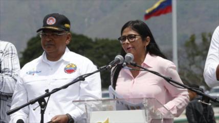 Venezuela repudia falta de respeto de UE al derecho internacional
