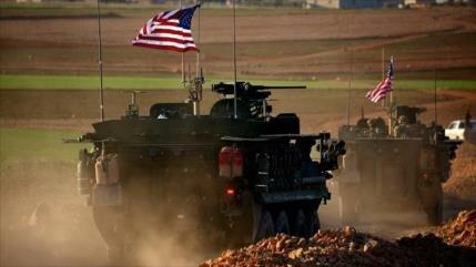 """""""Traslado sospechoso"""": EEUU envía convoy militar de Siria a Irak"""