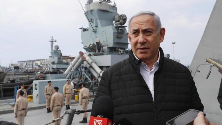 Netanyahu amenaza con detener venta de crudo iraní por el mar | HISPANTV