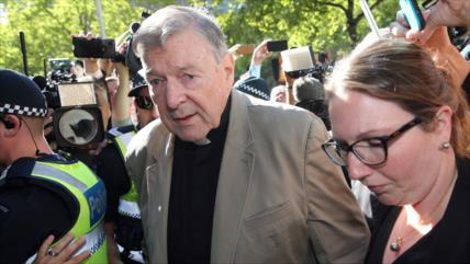 Cardenal australiano afronta nueva denuncia de abuso sexual
