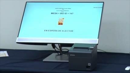 Uso de tecnologías para el voto en Dominicana genera debate