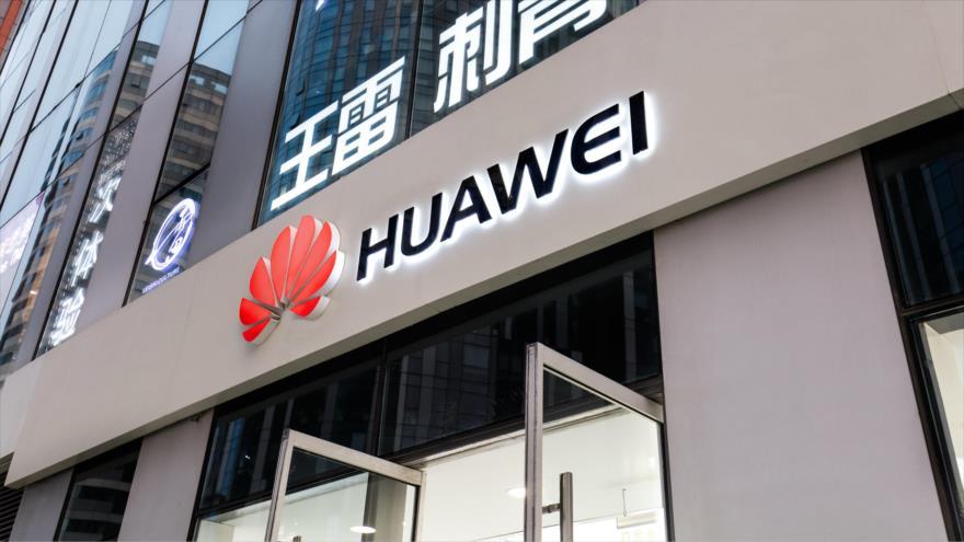 Una filial de la empresa de telecomunicaciones china, Huawei.
